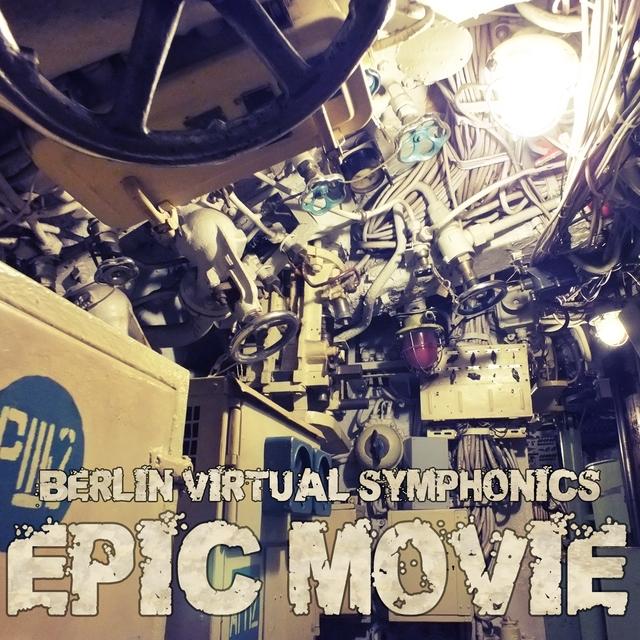 Couverture de Epic Movie