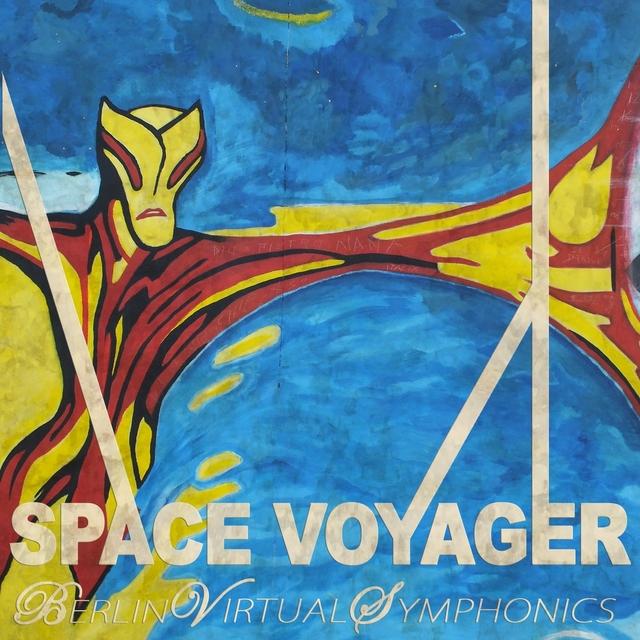 Couverture de Space Voyager