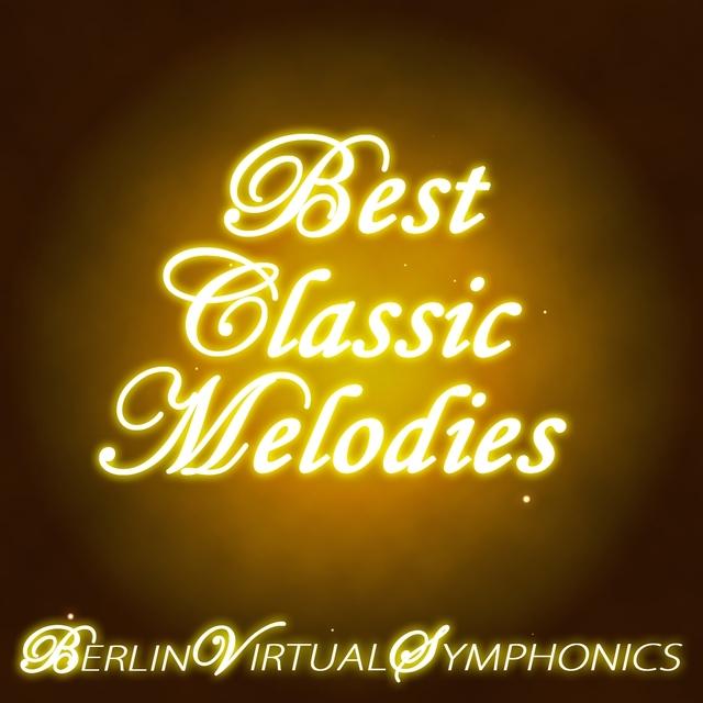 Couverture de Best Classic Melodies
