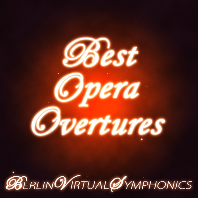 Couverture de Best Opera Overtures