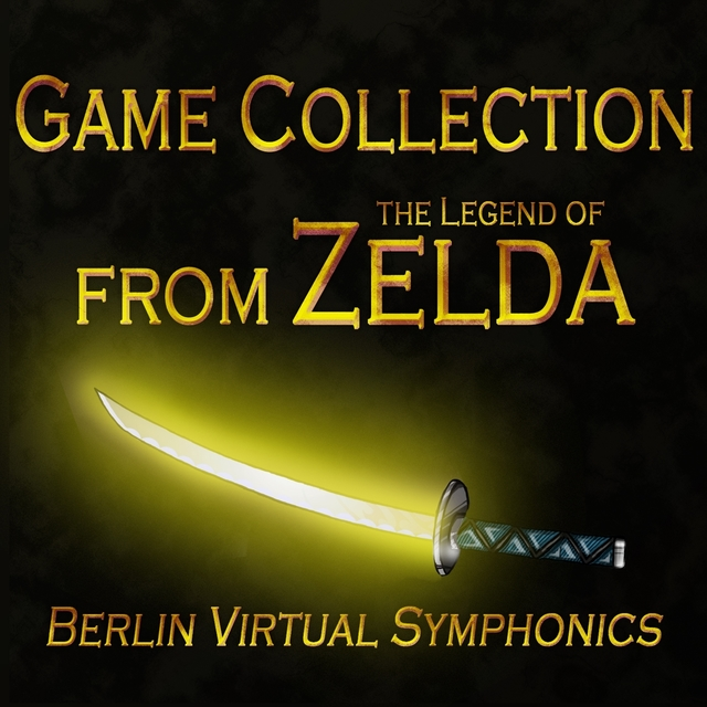 """Couverture de Game Collection ( From""""  The Legend of Zelda"""")"""