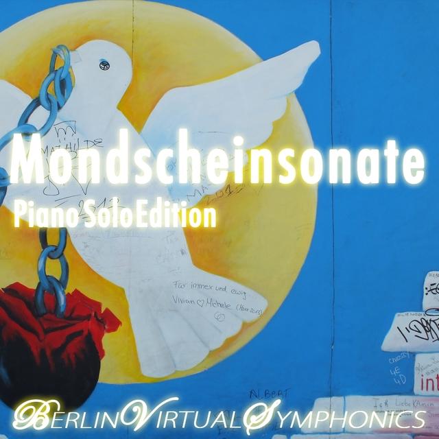 """Klaviersonate No. 14 in C Minor, Op. 27 No. 2 """"Mondscheinsonate"""""""