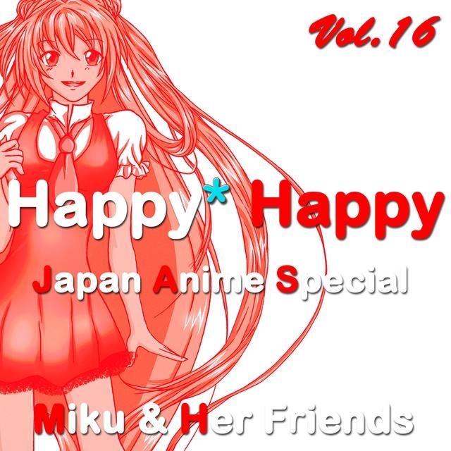 Happy Happy, Vol.16