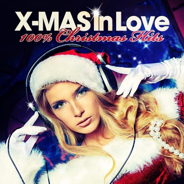 Couverture de X-Mas in Love, 100% Christmas Hits