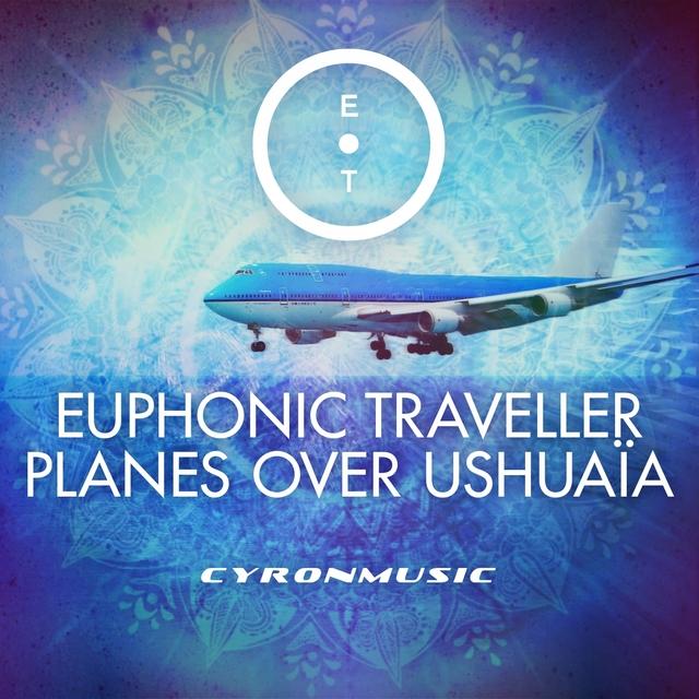 Couverture de Planes over Ushuaïa