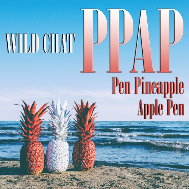 PPAP Pen Pineapple Apple Pen