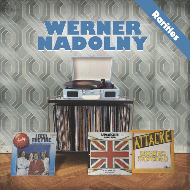 Couverture de Werner Nadolny Rarities