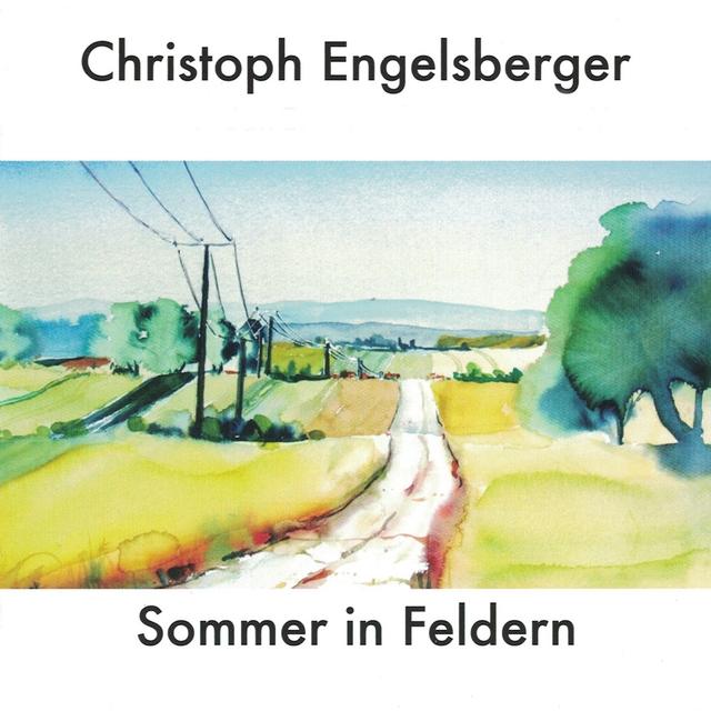 Sommer in Feldern