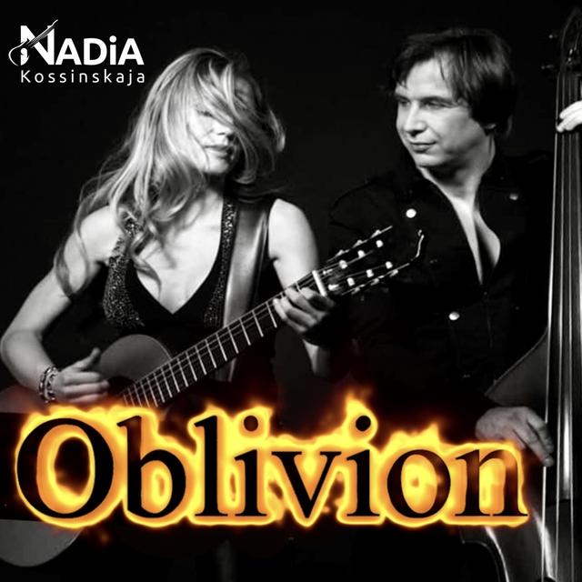 Couverture de Oblivion