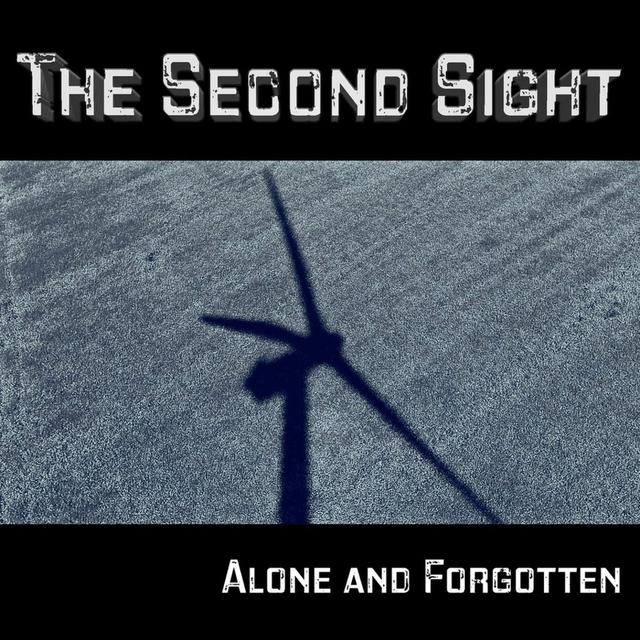 Couverture de Alone and Forgotten