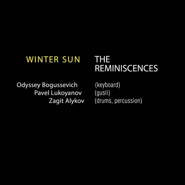 Winter Sun - The Reminiscences