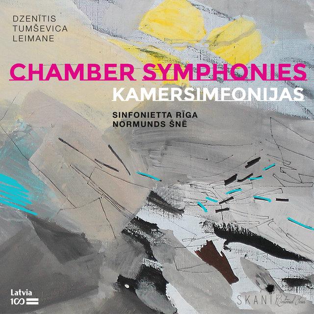 Dzenītis, Tumševica, Leimane: Chamber Symphonies