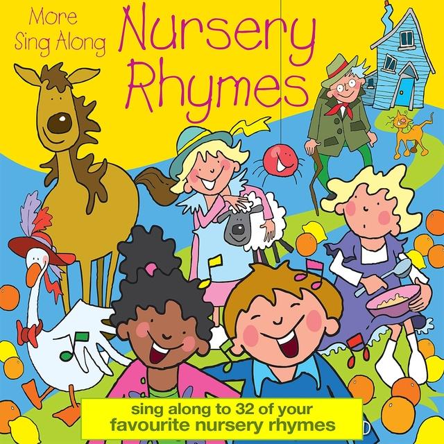 More Sing Along Nursery Rhymes
