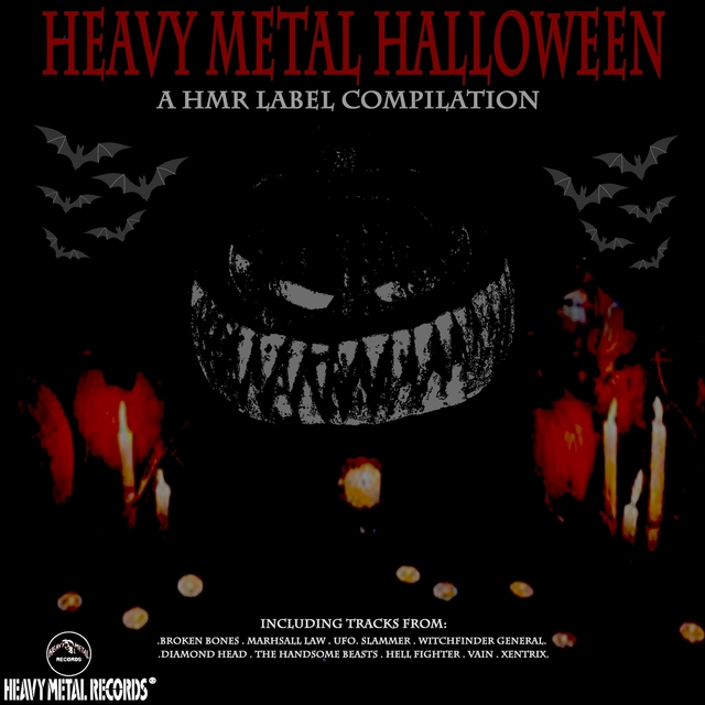 Heavy Metal Halloween