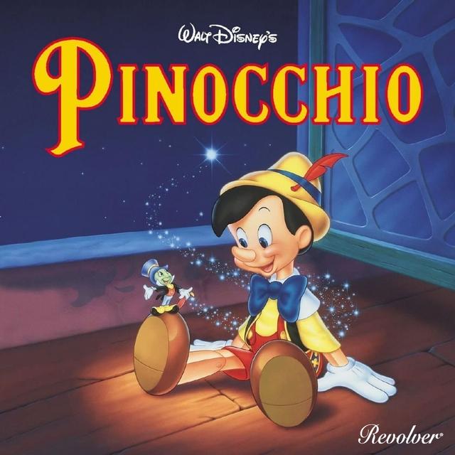 Walt Disney's Pinocchio (Original Motion Picture Soundtrack)