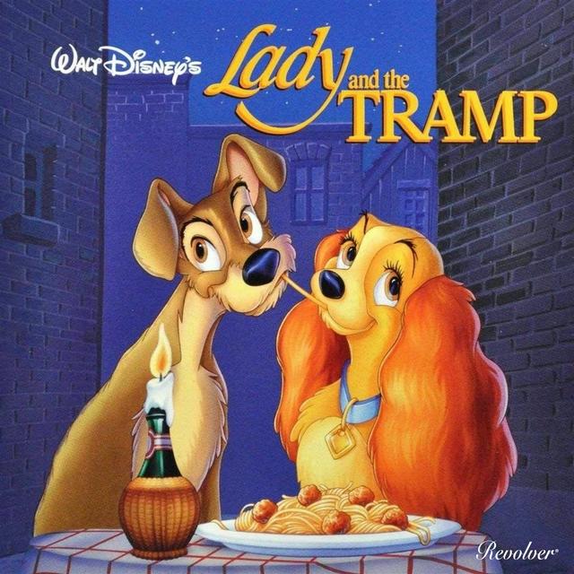 Couverture de Walt Disney's Lady And The Tramp (Original Motion Picture Soundtrack)