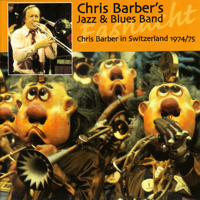Chris Barber in Switzerland