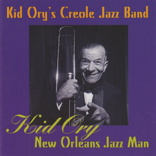 Kid Ory New Orleans Jazz Man