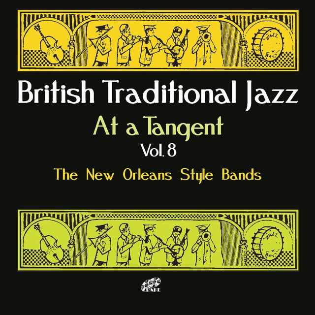 British Traditional Jazz - at a Tangent Vol. 8