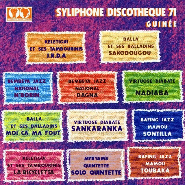 Syliphone discothèque 71: Guinée