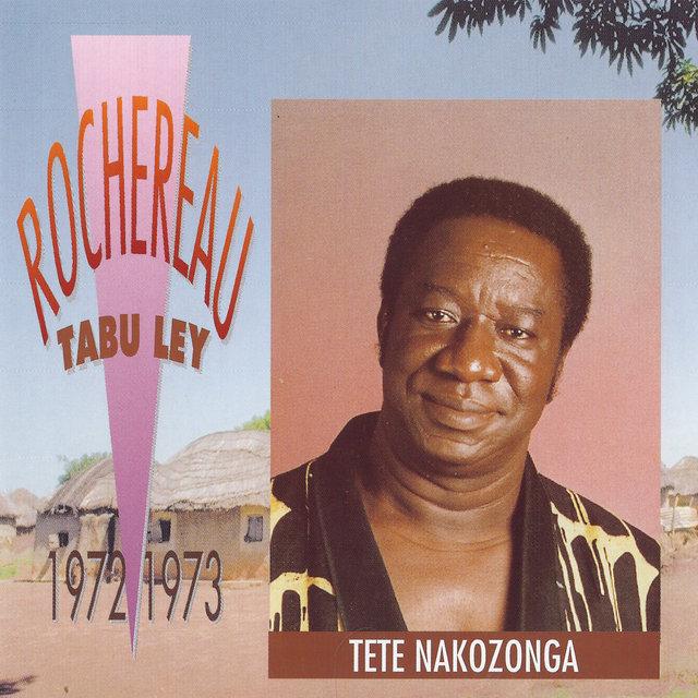 Tête nakozonga: 1972 / 1973