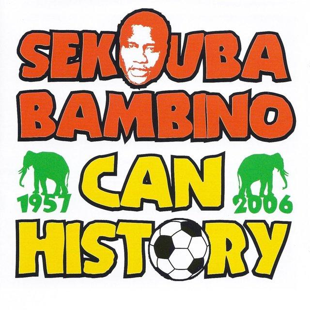 Couverture de Can History (1957-2006)