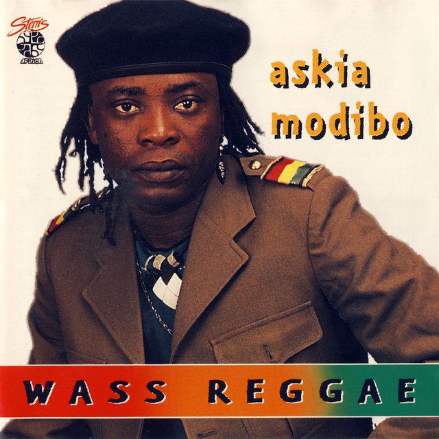 Couverture de Wass Reggae