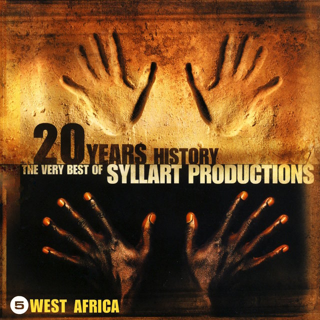 Couverture de 20 Years History – The Very Best of Syllart Productions: V. West Africa