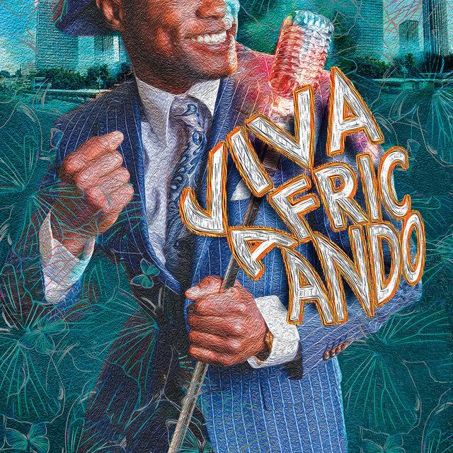 Couverture de Viva Africando