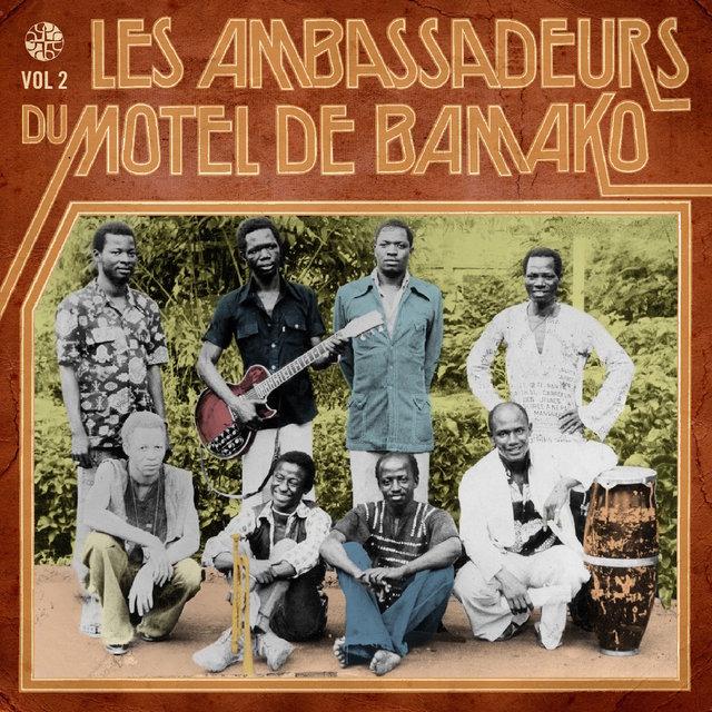 Couverture de Les ambassadeurs du motel de Bamako, Vol. 2