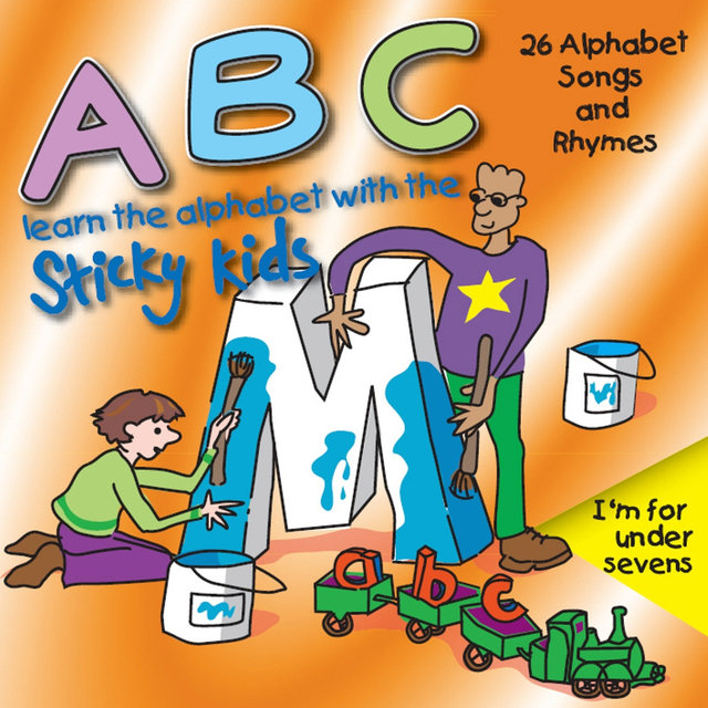 Abc: Learn the Alphabet with the Sticky Kids