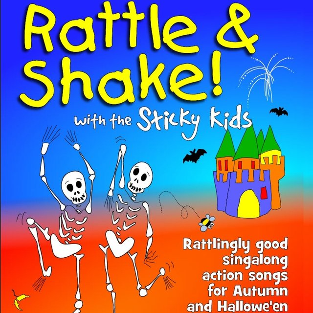 Rattle & Shake with the Sticky Kids