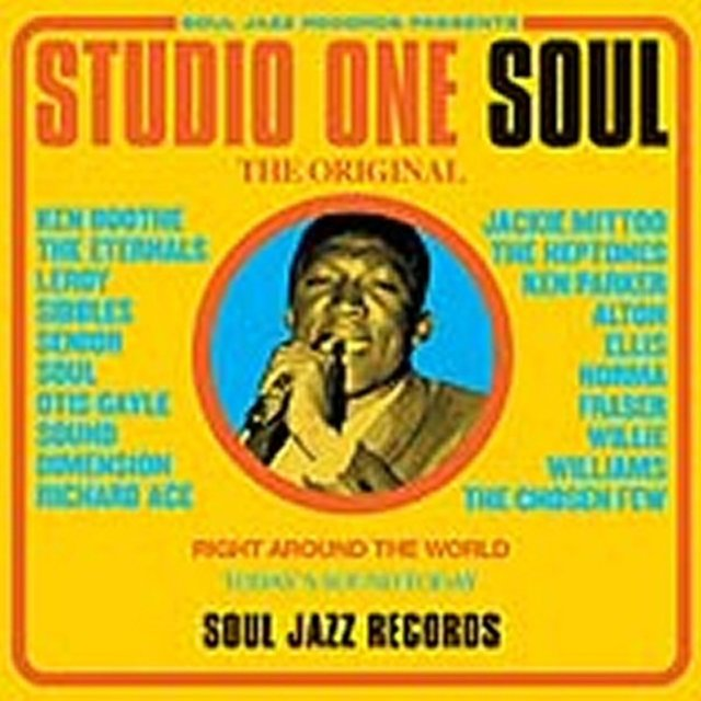 Couverture de Studio One Soul