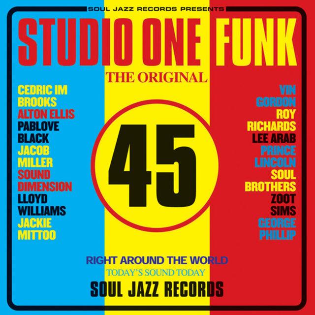 Couverture de Studio One Funk