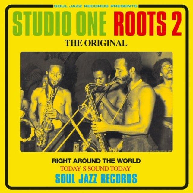 Couverture de Studio One Roots 2