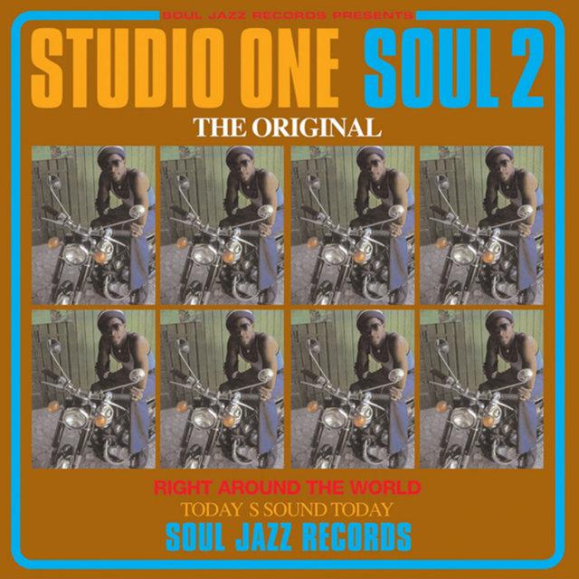 Couverture de Studio One Soul 2