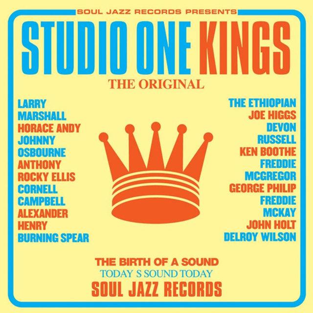 Couverture de Studio One Kings