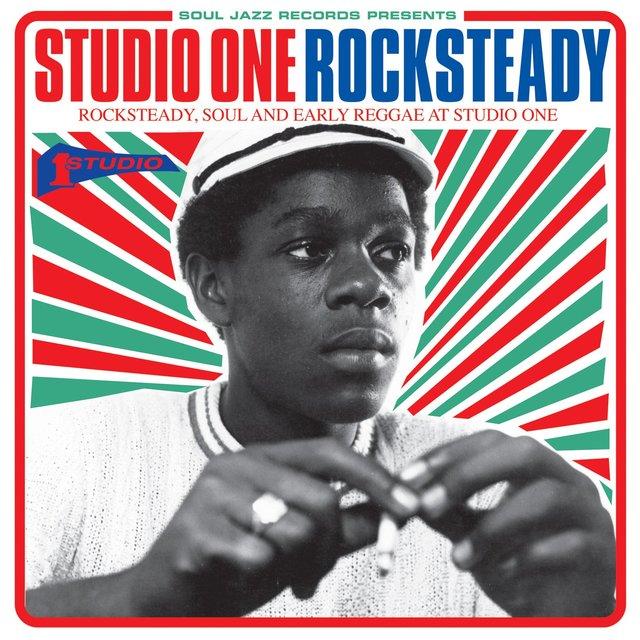 Couverture de Studio One Rocksteady