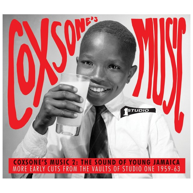 Couverture de Soul Jazz Records Presents Coxsone's Music 2: The Sound of Young Jamaica
