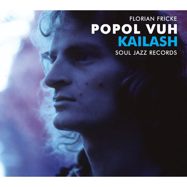 Couverture de Soul Jazz Records Presents Popol Vuh: Kailash: Pilgrimage to the Throne of Gods / Piano Recordings
