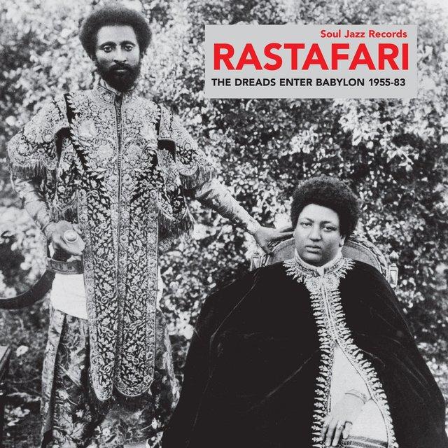 Couverture de Soul Jazz Records Presents Rastafari: The Dreads Enter Babylon 1955-83