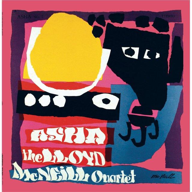 Soul Jazz Records Presents the Lloyd McNeill Quartet: Asha