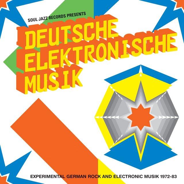 Soul Jazz Records Presents Deutsche Elektronische Musik: Experimental German Rock and Electronic Music 1972-83