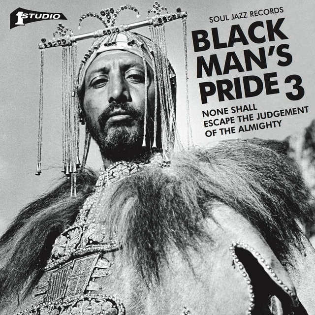 Couverture de Soul Jazz Records Presents STUDIO ONE Black Man's Pride 3: None Shall Escape The Judgement Of The Almighty