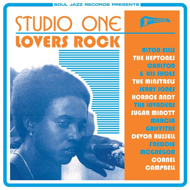 Soul Jazz Records Presents STUDIO ONE Lovers Rock