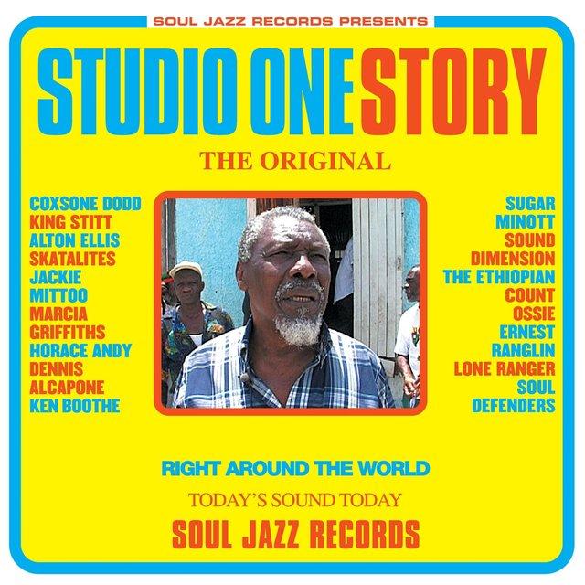 Couverture de Soul Jazz Records Presents Studio One Story