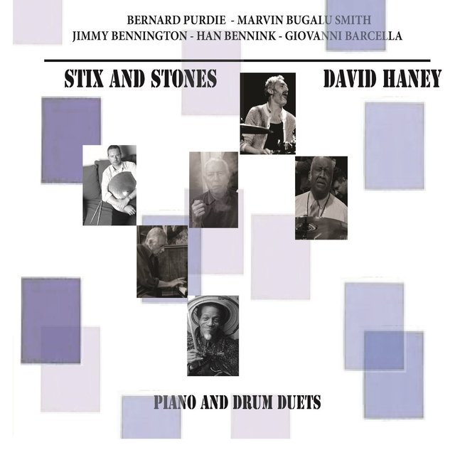 Stix and Stones - Piano and Drum Duets