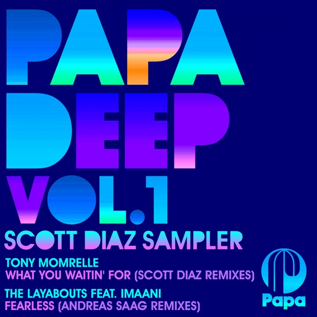 PAPA DEEP, Vol. 1 Sampler