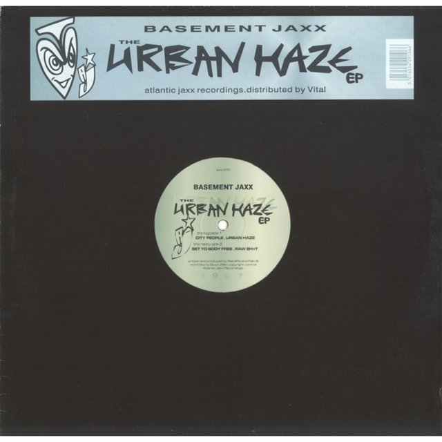 Urban Haze EP