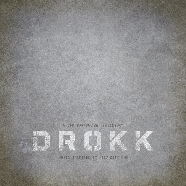 Couverture de Drokk: Music Inspired by Mega-City One